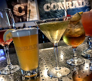 CONRAD'S Happy Hour
