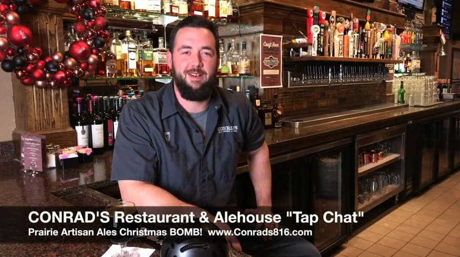 Prairie Artisan Ales Christmas Bomb - Tap Chat