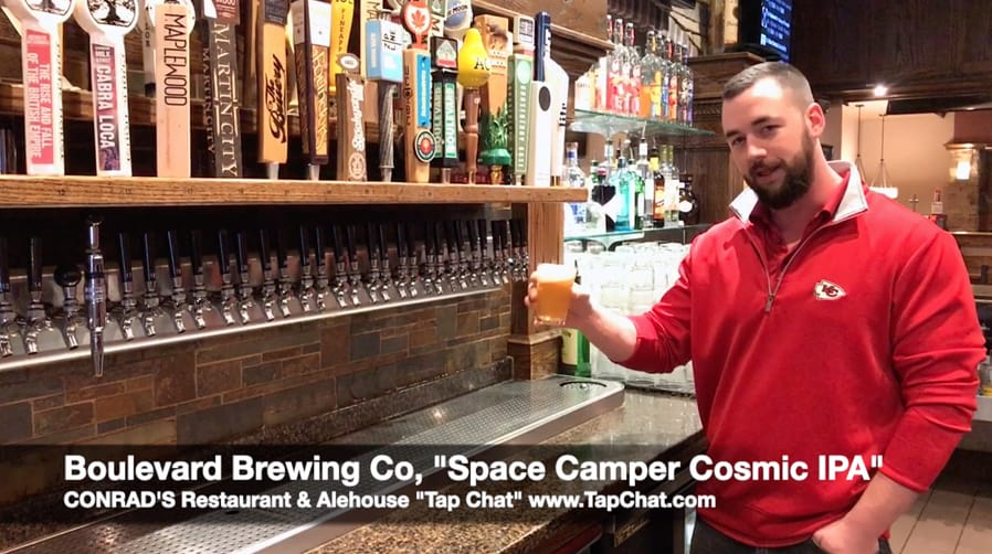 Boulevard Brewing Company, Space Camper Cosmic IPA
