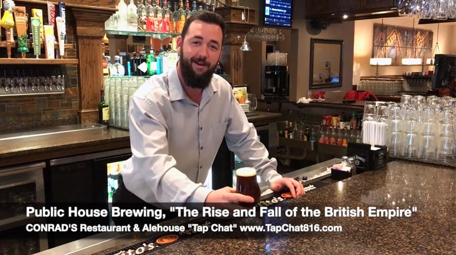 Public House Brewing, The Rise and Fall of the British Empire