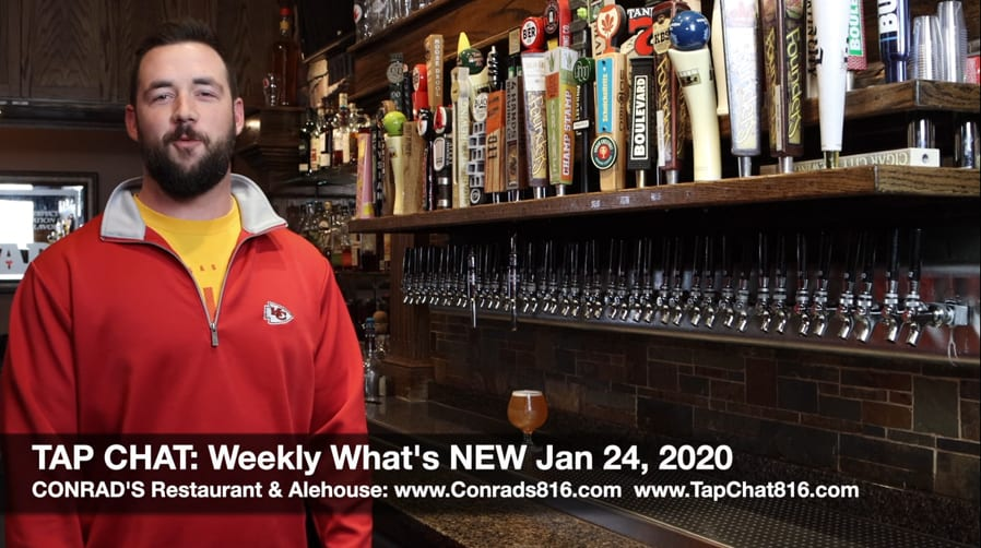 Tap Chat: Weekly What's New - Jan 24th 2020 Edition